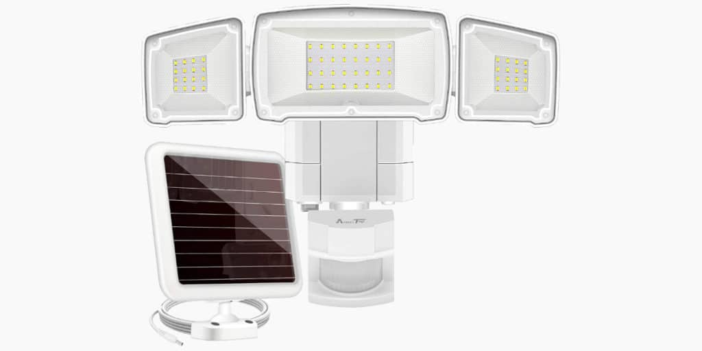 Ameritop Super Bright Led Solar Motion Sensor Lights