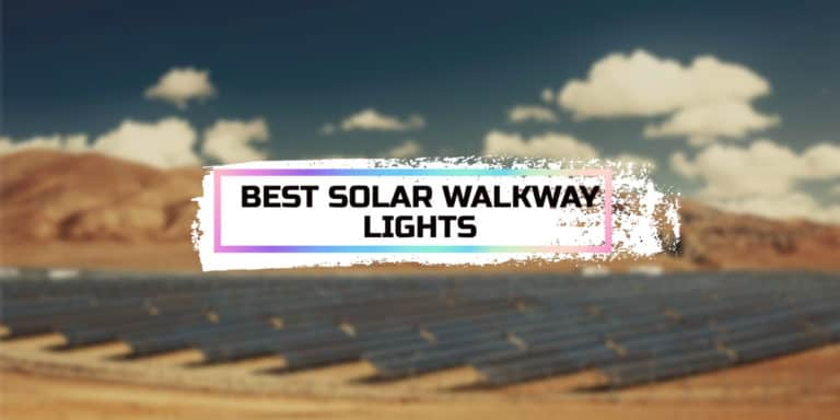 Best Solar Walkway Lights