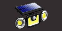 Best Outdoor Solar Flood Lights Best Budget