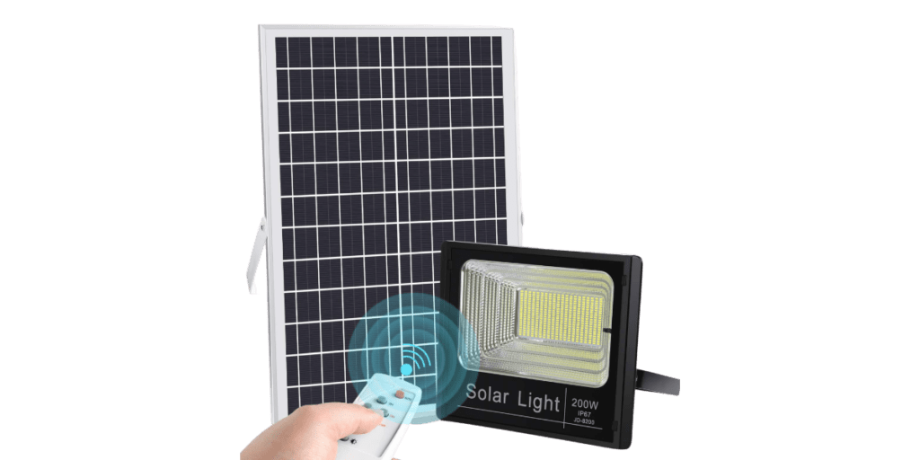 Ledmo 200w Solar Flood Light Review