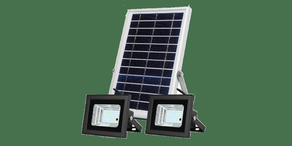 Richarm 6w Solar Flood Light Review 2