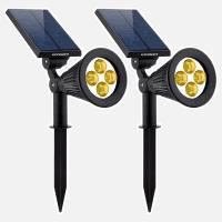 Best Solar Walkway Lights Best Overall