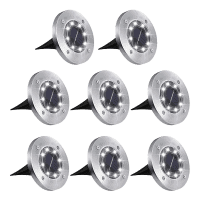 Best Solar Disk Lights Best Budget