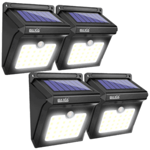 Baxia Security Lights