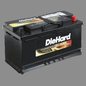 Diehard 38217 Agm Battery