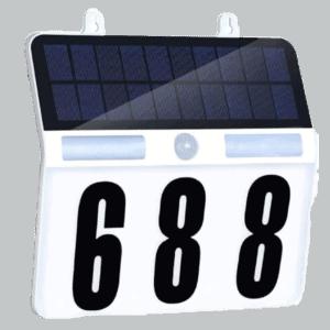 Forup Solar Address Light