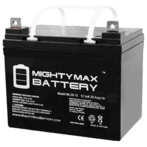 Mighty Max Ml35 12 Agm Battery