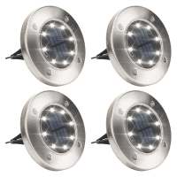 Best Solar Disk Lights Editor's Choice
