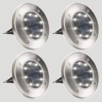 Best Solar Disk Lights Editor's Choice